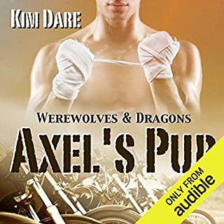 Axel's Pup                   By:                                                                                                                                 Kim Dare                               Narrated by:                                                                                                                                 Chris Clog                      Length: 20 hrs and 40 mins     483 ratings     Overall 4.5