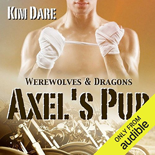 Axel's Pup audiobook cover art