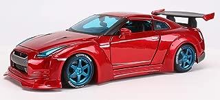 マイスト 1/24 ニッサン GT-R GTR R35 Maisto 1:24 NISSAN GTR GT-R R35 Tokyo Mod レース スポーツカー ダイキャストカー Diecast Model ミニカー プラモデル