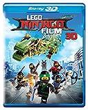 La LEGO Ninjago pelĂcula [Blu-Ray]+[Blu-Ray 3D] [Region Free] (Audio español. Subtítulos en español)