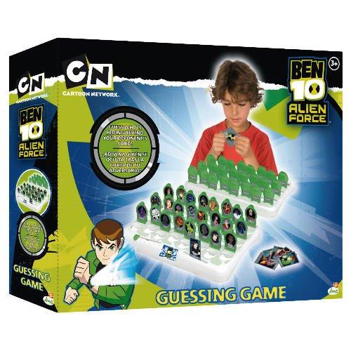 IMC Toys Quien Es Quien Ben 10: Amazon.es: Juguetes y juegos
