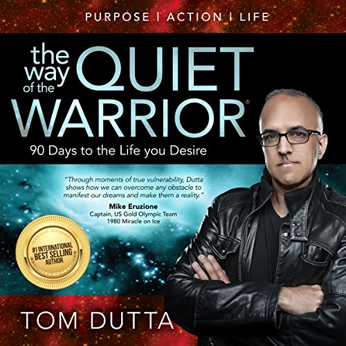 The Way of the Quiet Warrior audiobook cover art