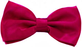Soophen Per-Tied Mens Adjustable Length Formal Tuxedo Bow Tie - Many Colors Available