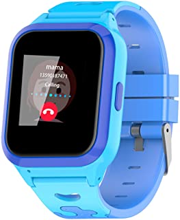 Vowor Kids Smart Watch, 4G WiFi GPS LBS Tracker SOS Emergency Call Children Smartwatches with Camera IP67 Waterproof Watch...