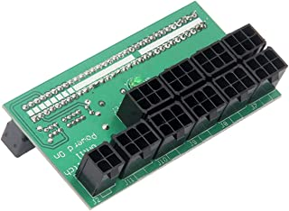 OKAYOU サーバー電源コンバーターボード9X 6Pin4PinアダプターグラフィックスカードライザーDps-1200FbA Dps-1200Qb A Ps-2751-5Q一般的なサーバー電源に適しています:Dps-1200Fb A、Dps-...