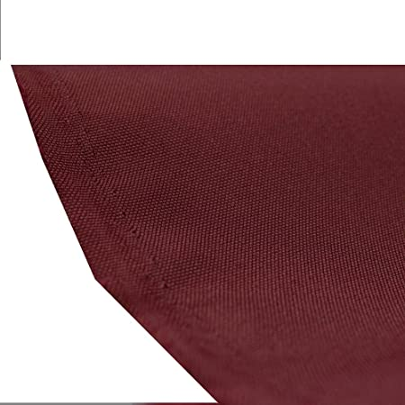 """Canvas Oxford Polyester Waterproof Fabric 600 Denier PU Backing UV Protector Burgundy 1 Yard (Cut Separate by Yard for Prime Orders)56"""" x 36"""" (3 ' x 4.7')"""