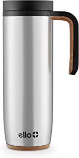 Ello Magnet Vacuum Insulated Stainless Steel Travel Mug