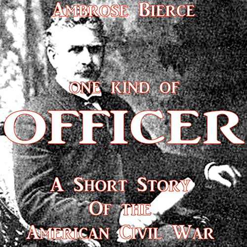 One Kind of Officer audiobook cover art