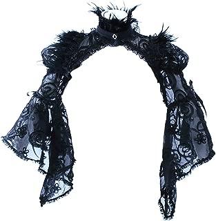 Steampunk Sexy Bolero Jacket Shrug Women Tops Scarves Pashmina Shawl Black Lace