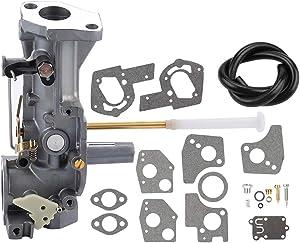 Harbot 498298 692784 495951 Carburetor+495606 494624 Carb Overhaul Kit for 490533 495426 130202 112202 112212 112232 Engine