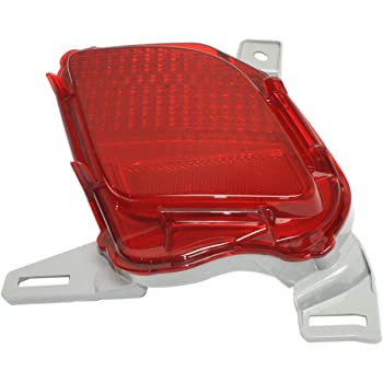 New Rear Right Passenger Side Bumper Cover Reflector For 2011-2013 Toyota Highlander TO2831106 819100E041