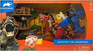 Animal Planet Extreme T Rex Adventure Dinosaur Playset