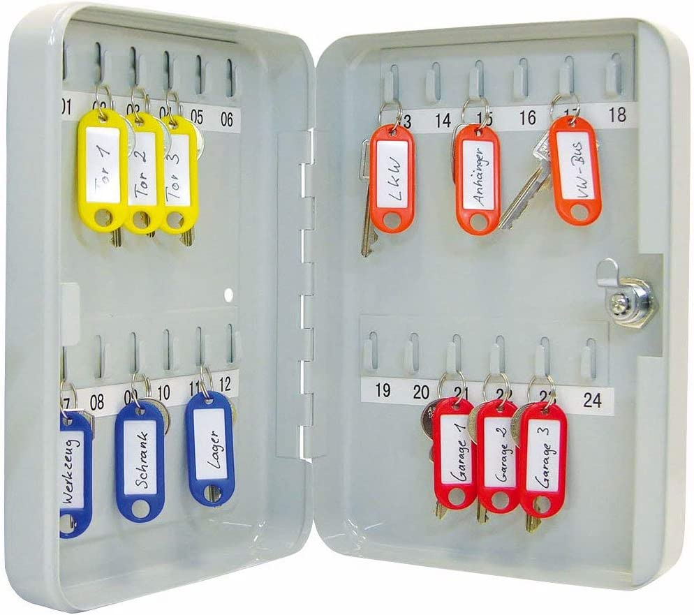 Animer and price Price reduction revision Wedo 102 52437X 24 Cabinet Key Capacity