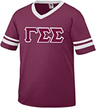 Gamma Sigma Sigma Jersey with Greek Applique Letters
