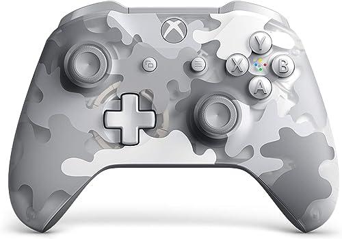 Manette pour Xbox Arctic Camo