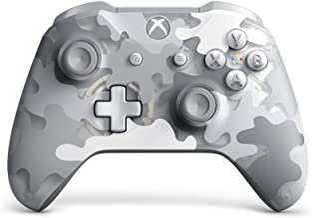 Microsoft - Mando Inalámbrico, Arctic Camo (Xbox One)