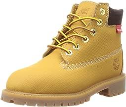 Timberland 6 Inch Premium Scuff Rebar Boot (Toddler/Little Kid/Big Kid)