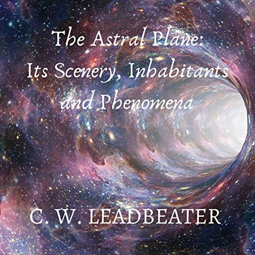 The Astral Plane audiobook cover art