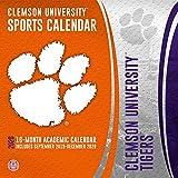 Clemson Tigers 2020 Calendar