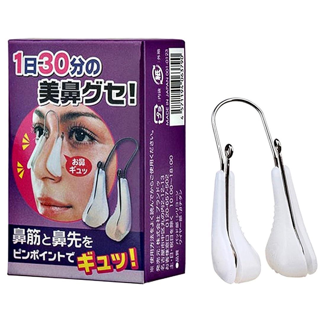 キモいトチの実の木手術鼻筋ビューティー 鼻クリップ 鼻矯正 鼻美容 1日30分 美鼻ケア