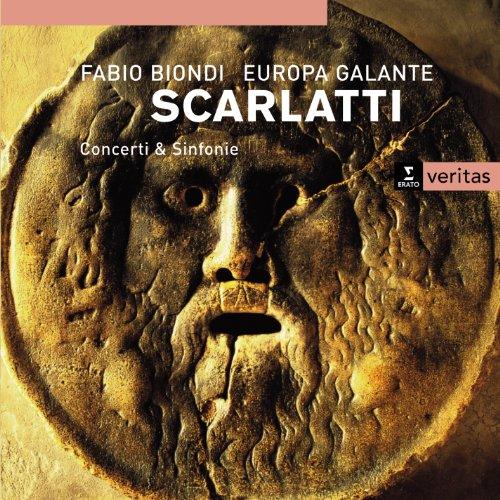 A & D Scarlatti - Concerti e Sinfonie