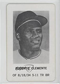 Roberto Clemente (Baseball Card) 1970 Milton Bradley - [Base] #ROCL