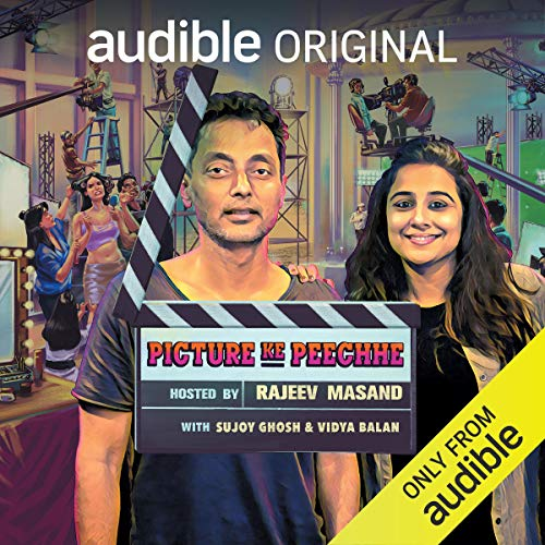 Making of Kahaani with Sujoy Ghosh and special guest Vidya Balan cover art