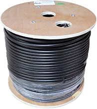 Altelix AX400 50 Ohm Low Loss Cable Double Shielded 400 Type Bulk 500 Feet on Wooden Reel