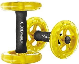 SKLZ APD-CW01-02 Core Wheels Dynamic Strength & Ab Trainer