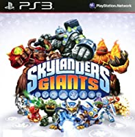 Skylanders Giants GAME ONLY for the PS3 (輸入版)