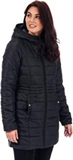 Vero Moda Womens Simone Hooded Jacket in Black.
