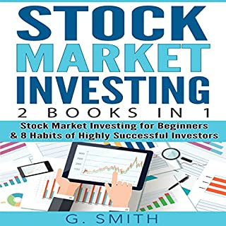 Stock Market Investing: 2 Books in 1 cover art