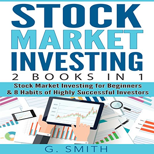 Stock Market Investing: 2 Books in 1 audiobook cover art