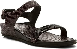 Womens Banda Crystal Snake Sandal