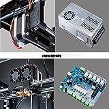 Schwarz 3D Drucker, Dual-Extruder Desktop Rapid Prototyping - 5