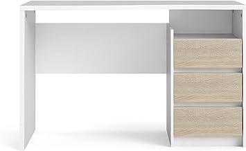 تيفلوم مكتب مع ادراج متعدد الاستخدام، 80123 49ak
