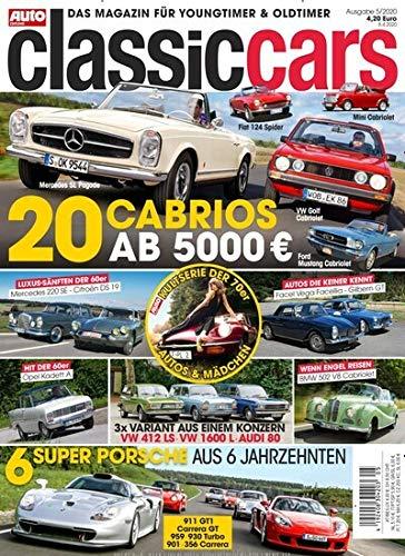 Auto Zeitung Classic Cars 5/2020