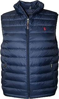 Polo Ralph Lauren Men's Down Pony Full Zip Active Vest