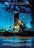 Brücke nach Terabithia (2007) | original Filmplakat,