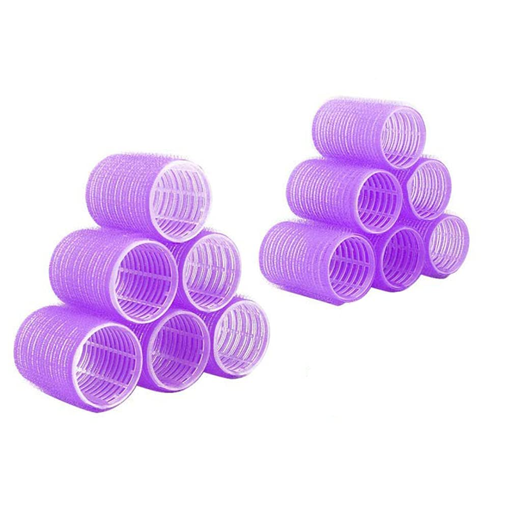 Soldering 12 Count Plastic All items in the store Hair Roller with Salon Hairdressing Curlers Set