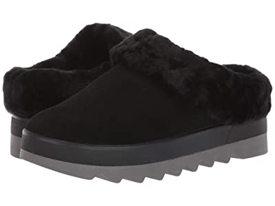 Cougar Pronya Waterproof (Black Suede/Shearling) Women