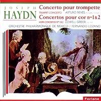 Concerto pour trompette / Deux concertos pour cor
