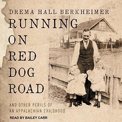 Running on Red Dog Road cover art