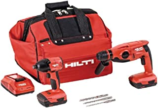 Hilti 22V 3 Tool Pack Combo