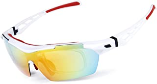 Aooaz Polarized Sunglasses Riding Glasses Outdoor Men And Women Sports Anti Sand Goggles