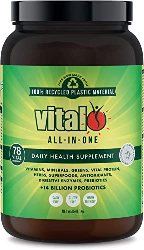 Vital All-In-One Daily Health Supplement 1KG