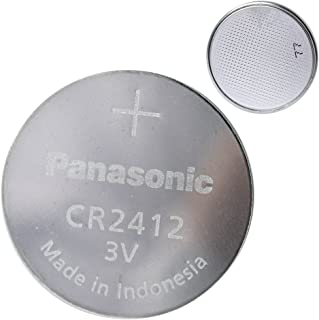 Panasonic CR2412 B1/ 3V Battery 1PACK X (1PCS) =1 Single Use Batteries