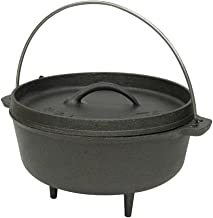 Stansport Cast Iron Dutch Oven