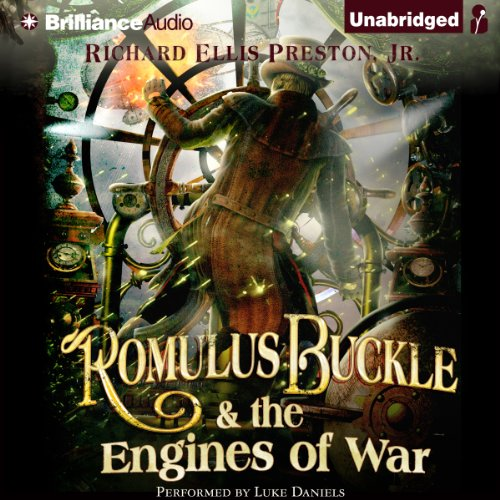 Romulus Buckle & the Engines of War cover art