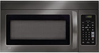 LG LMV1831BD 1.8 Cu. Ft. Black Stainless Over-The-Range Microwave